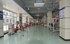 广州市白云工商技师学院—机电工程系介绍