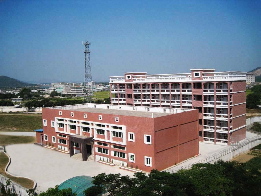 饶平贡天职业技术学校