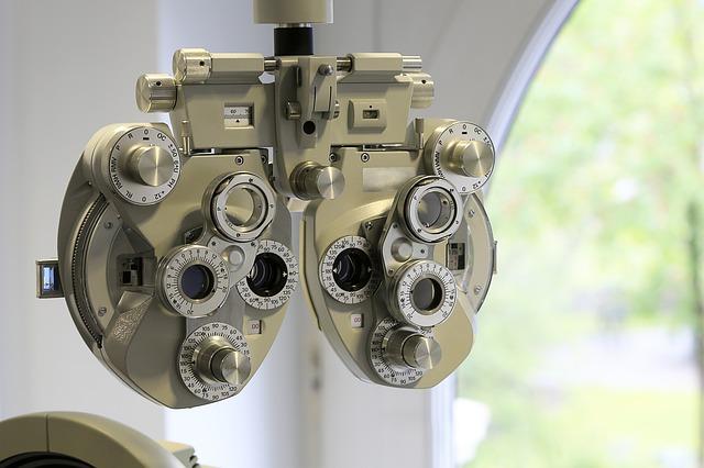 眼视光与配镜专业